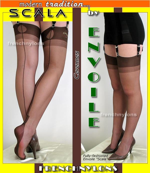 Vintage ff nylons